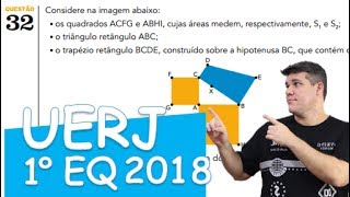 Neste vídeo, eu resolvo a questão 32 do 1º exame de qualificação da UERJ 2018. A questão trata-se de uma aplicação do...