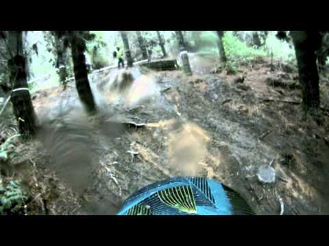 NZ Nationals 2011 - Rotorua - DH Round 3 - Bloopers