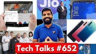 Tech Talks #652 - Samsung Folding Phone, OnePlus 6T Thunder Purple, Xiaomi TV, 5G iPhone, Tesla