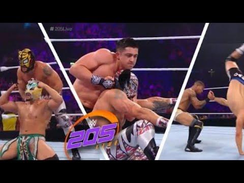 Best highlights WWE 205 LIVE Highlights 12/19/2018 HD WWE 205 LIVE Highlights 19 December 2018 HD .