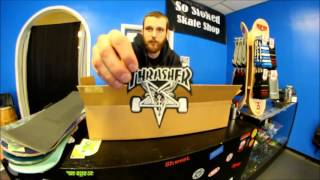 Back with another So Stoked shop unboxing!