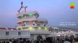 Guntur India  city photo : Hosanna Mandir Gorantla Guntur Andhra Pradesh India