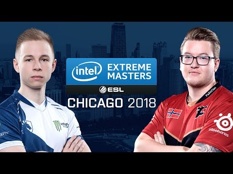 CS:GO - Team Liquid vs. FaZe [Cache] Map 3 - Semifinals - IEM Chicago 2018