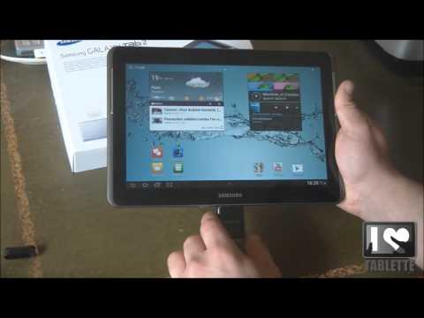 comment nettoyer galaxy tab 3