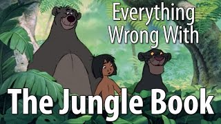 Video Everything Wrong With The Jungle Book In 10 Minutes Or Less MP3, 3GP, MP4, WEBM, AVI, FLV November 2018