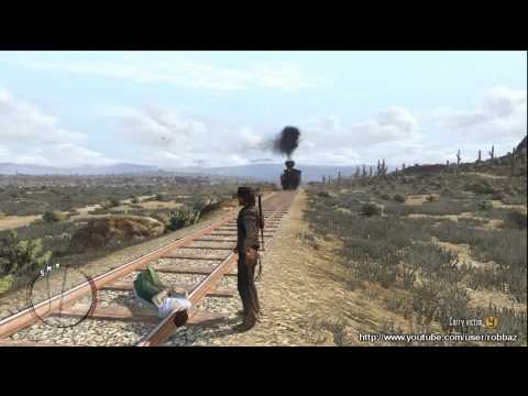 Red Dead Redemption: Women, Lasso and Trains. Video