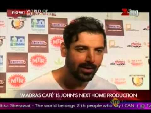John Abraham Comes in this Madras Cafe look