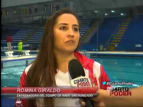 Danza de sirenas: la selección peruana de nado sincronizado