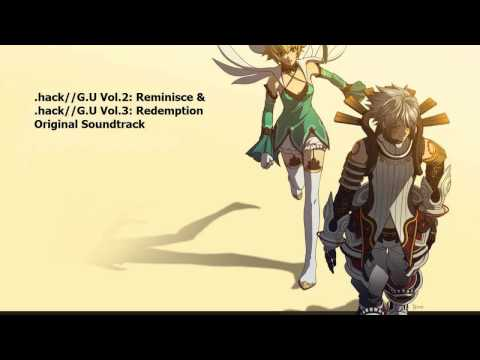 .hack//G.U GAME MUSIC OST 2 - The Empty Shell of Ideals