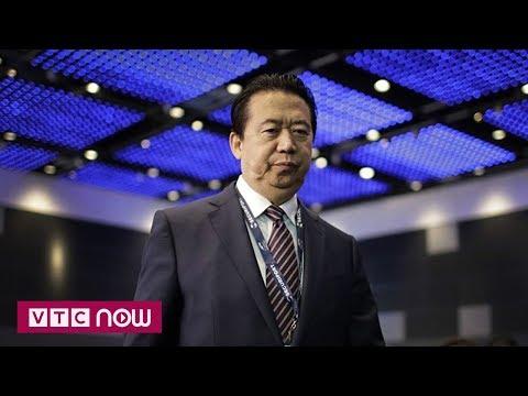 Trung Quốc lên tiếng vụ bắt giữ Giám đốc Interpol, Mạnh Hoành Vĩ - Thời lượng: 46 giây.