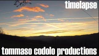 Evoluzioni climatiche - Climatic Changes - Timelapse