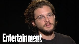 Kit Harington, Gwendoline Christie, Nikolaj Coster-Waldau on who they would kill in season 7 if they could. Subscribe to ▻▻ http://po.st/SubscribeEW Watch ...