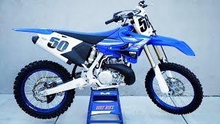 4. 2020 Yamaha YZ250 2 Stroke - Dirt Bike Magazine