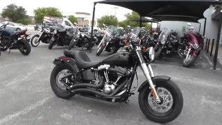 6. 014009 - 2013 Harley Davidson Softail Slim FLS - Used Motorcycle For Sale