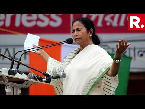 West Bengal CM Mamata Banerjee's Speech At 'Save Democracy' Rally