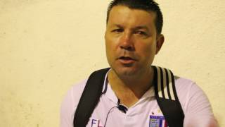 Técnico Fernando  avaliam o trabalho e fala de permanência
