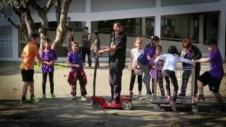 Koedooder trolleys, introducing