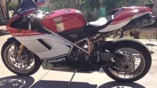 3. 2007 Ducati 1098S Tricolore