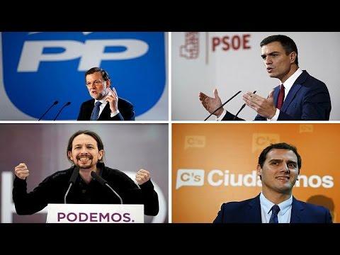 Ισπανικές εκλογές:Η επαναχάραξη του πολιτικού χάρτη της Ισπανίας – the network