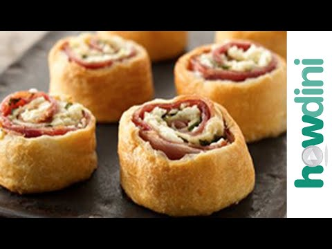 Mediterranean Appetizer: How to Make a Simple Mediterranean Cresent Roll