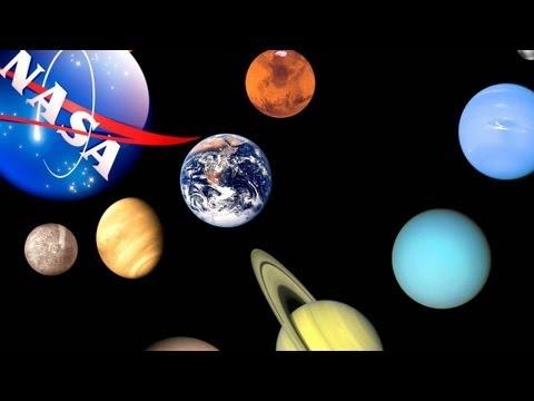 nasa: le frequenze sonore e la voce dei pianeti!