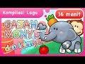 Download Lagu Lagu Anak | Gajah, Monyet dan lainnya Mp3 Free