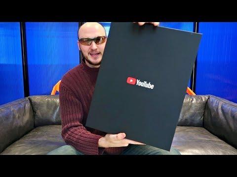Youtube Sent Me Mystery Box!?