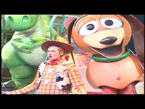 Toy Story - The Musical (Disney Wonder)