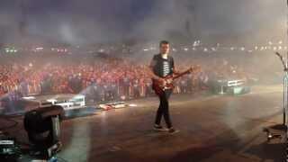 Paramore: Taylor at Reading Festival