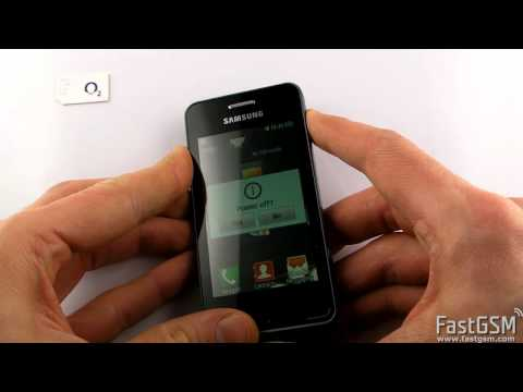 how to  youtube videos in samsung wave 2