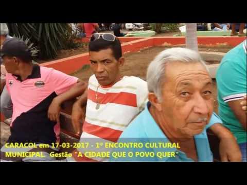 1° ENCONTRO CULTURAL em  CARACOL