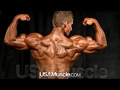 18-year old Cody Montgomery - 2013 NPC Teen National Bodybuilding Champion