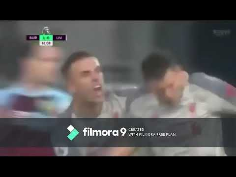 Liverpool Vs Burnley Goals 2019