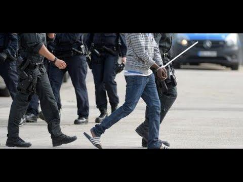 Ellwangen: Togo-Flüchtling Yussif O. nach Italien ausge ...