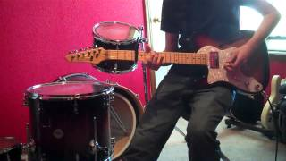 Bon Iver - Perth Guitar Tutorial