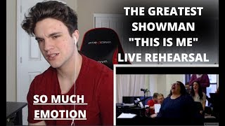 "Video The Greatest Showman - ""This is Me"" with Keala Settle (REACTION) MP3, 3GP, MP4, WEBM, AVI, FLV Agustus 2018"