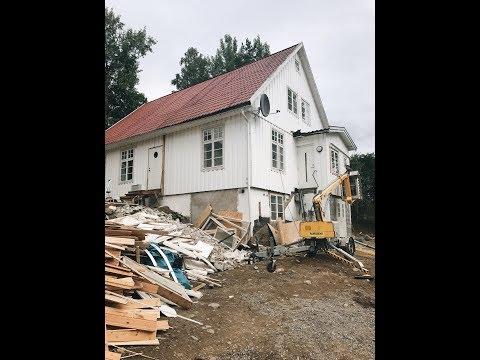 Renoveringsvlogg 4 - nu händer det grejer (видео)