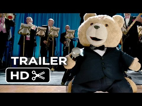 Check out the Trailer for Ted 2