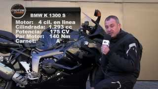 7. Motos Garage Tv : Test BMW K1300S