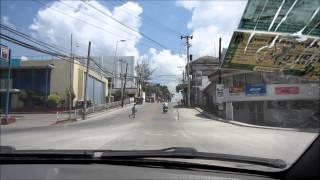 Tagbilaran City Philippines  city images : VLOG: STREETS of Tagbilaran City, Bohol - March 9, 2014 - noliechristy