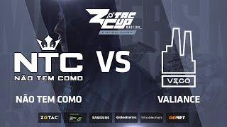 Nao Tem Como vs Valiance, nuke, ZOTAC Cup Masters 2018 Europe Finals
