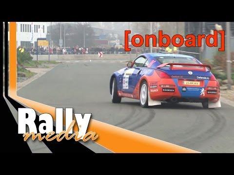 [onboard] Euregio Rally 2011 - Nissan 350Z - Bloemendaal/Wissink