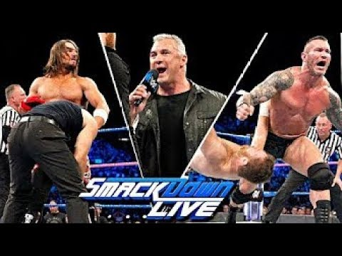 WWE smackdown 24 10 2017 Highlights - WWE Smackdown 24 October 2017 Highlights - WWE Highlights