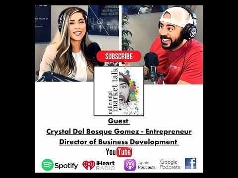 How to Master Your Network in 2021 - Ep 2 Crystal Del Bosque Gomez