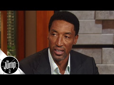 Video: Scottie Pippen on how the hand-check ban changed the way he played defense | The Jump