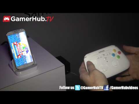Hands On With Samsung Galaxy S4 New Game Arcade At New York Launch Event
