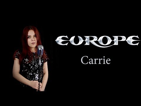 "Europe  ""Carrie"" Cover by Andrei Cerbu"