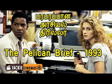 The Pelican Brief 1993 Hollywood Thriller Movie Review In Tamil By #Jackiesekar | Julia Roberts