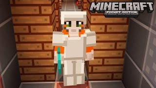 Minecraft: Pocket Edition - No Home Challenge - Don't Push Me In The Lava! by Stampy