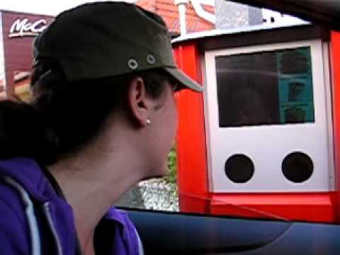 Verarsche bei McDonalds (видео)